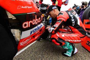 マルコ・メランドリ/Aruba.it Racing-Ducatiチーム