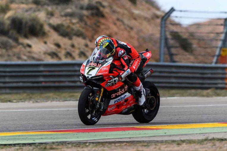 MotoGP | ドゥカティ 2018年SBK第3戦アラゴン レースレポート