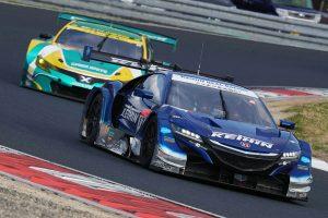 2018年のスーパーGT第1戦岡山を制したKEIHIN NSX-GT