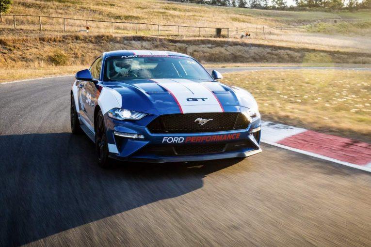海外レース他   豪州SC:フォード、2019年にマスタング投入。ワークス活動継続を電撃表明