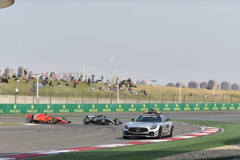 F1 | ベッテル、F1中国GPでのセーフティカー導入のタイミングは「遅すぎた」と批判