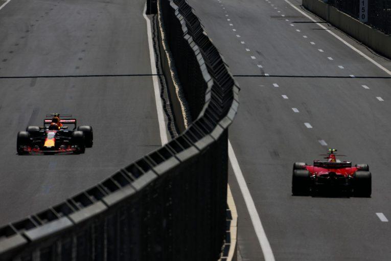 F1 | F1第4戦アゼルバイジャンGP全20人のタイヤ選択:トロロッソ・ホンダはウルトラソフトを8セットチョイス