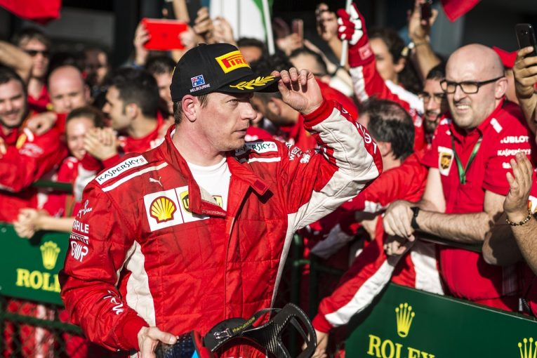 F1 | フェラーリのライコネンに対する「醜いやり方」にイタリアメディアも批判的