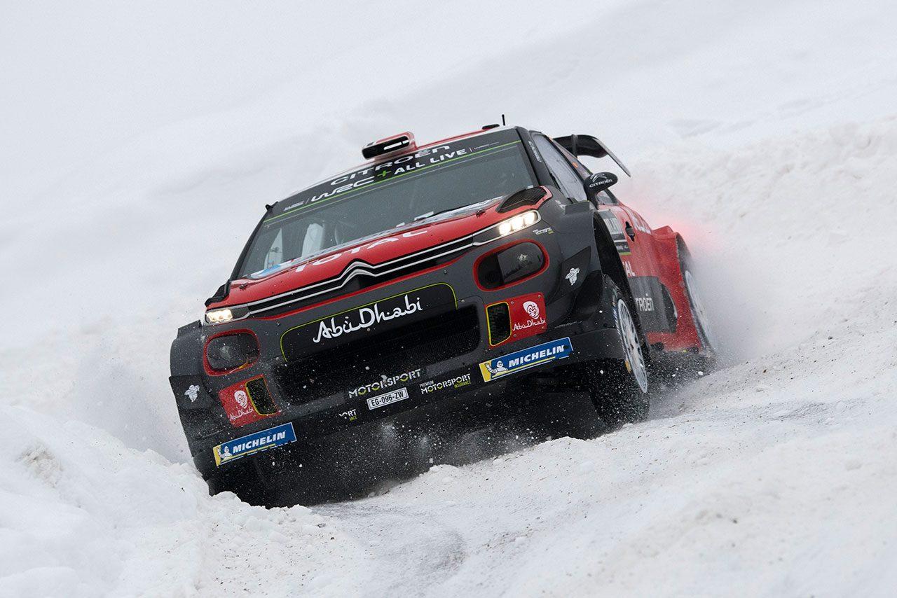 WRC:シトロエン、第6戦ポルトガルと第7戦イタリアでオストベルグを再招集
