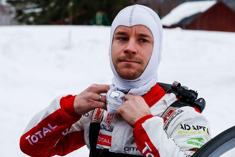 ラリー/WRC   WRC:シトロエン、第6戦ポルトガルと第7戦イタリアでオストベルグを再招集