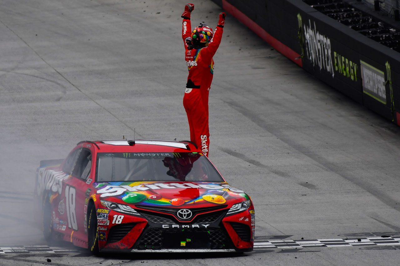 NASCAR:TOYOTA GAZOO Racing 2018第8戦ブリストル レースレポート