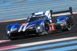 プロローグテストに参加したCEFC TRSMレーシングの6号車ジネッタG60-LT-P1・メカクローム