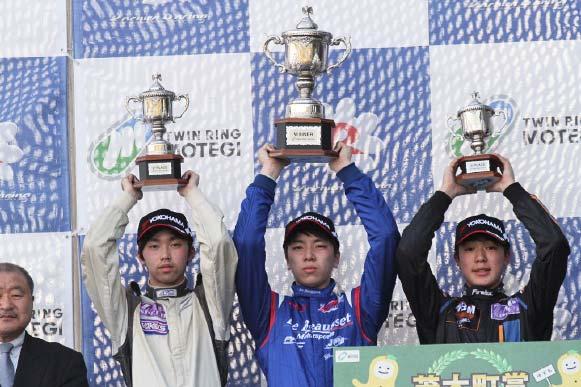 スーパーFJ:Le Beausset Motorsports 2018第2戦もてぎ レースレポート