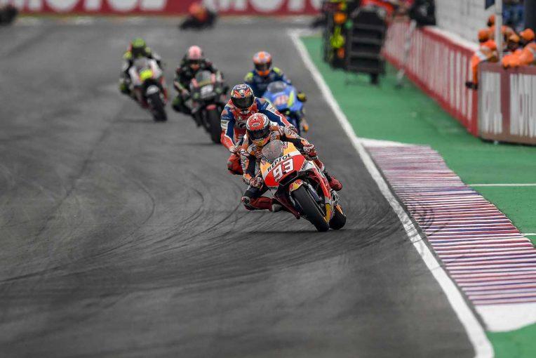 MotoGP | MotoGP:マルケス、オースティンは「これまでと同じく集中したい」。右手骨折のペドロサもエントリー