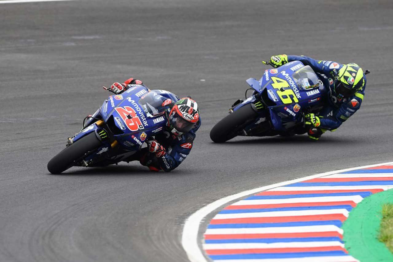 MotoGP:ロッシ、オースティンでは「いいレースができることを願っている」