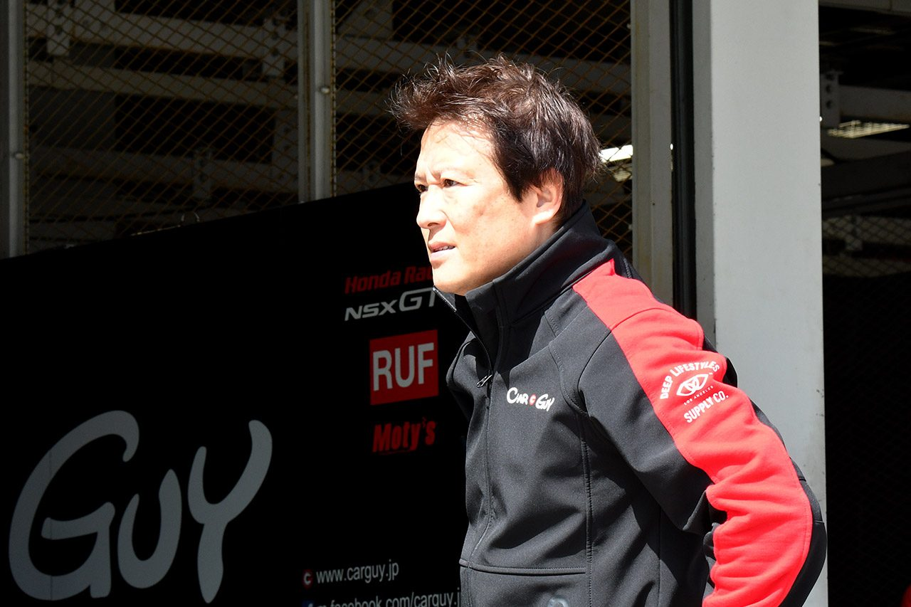 開幕で目標達成。CARGUY Racingのデビュー戦と木村武史が目指すもの