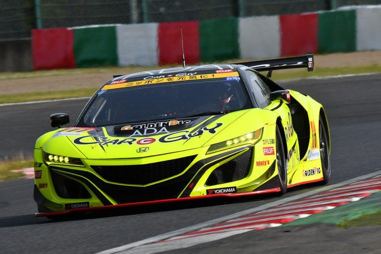 スーパーGT   開幕で目標達成。CARGUY Racingのデビュー戦と木村武史が目指すもの