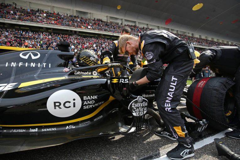 F1 | 【ルノーF1首脳独占インタビュー】ホンダPUについて「去年の後半時点で、出力差は非常に小さい」