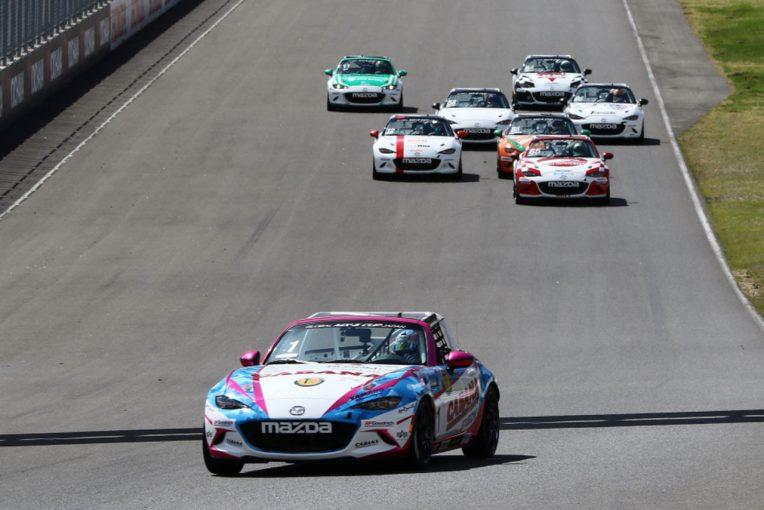 国内レース他 | 佐々木孝太も参戦。2年目を迎えるグローバルMX-5カップ・ジャパンが開幕