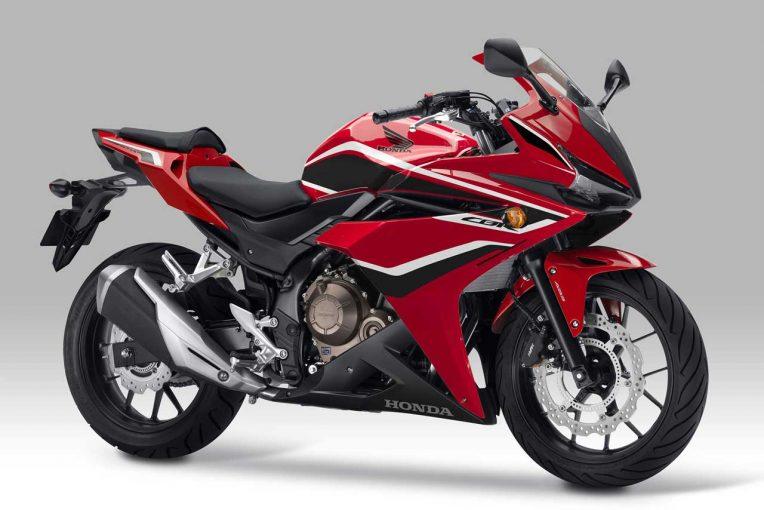 MotoGP | ホンダ、『CBR400R』のカラー変更。ABS標準装備で4月20日から発売