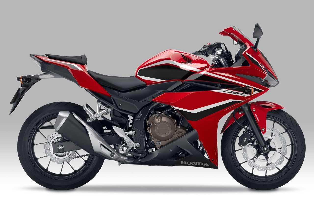 ホンダ、『CBR400R』のカラー変更。ABS標準装備で4月20日から発売