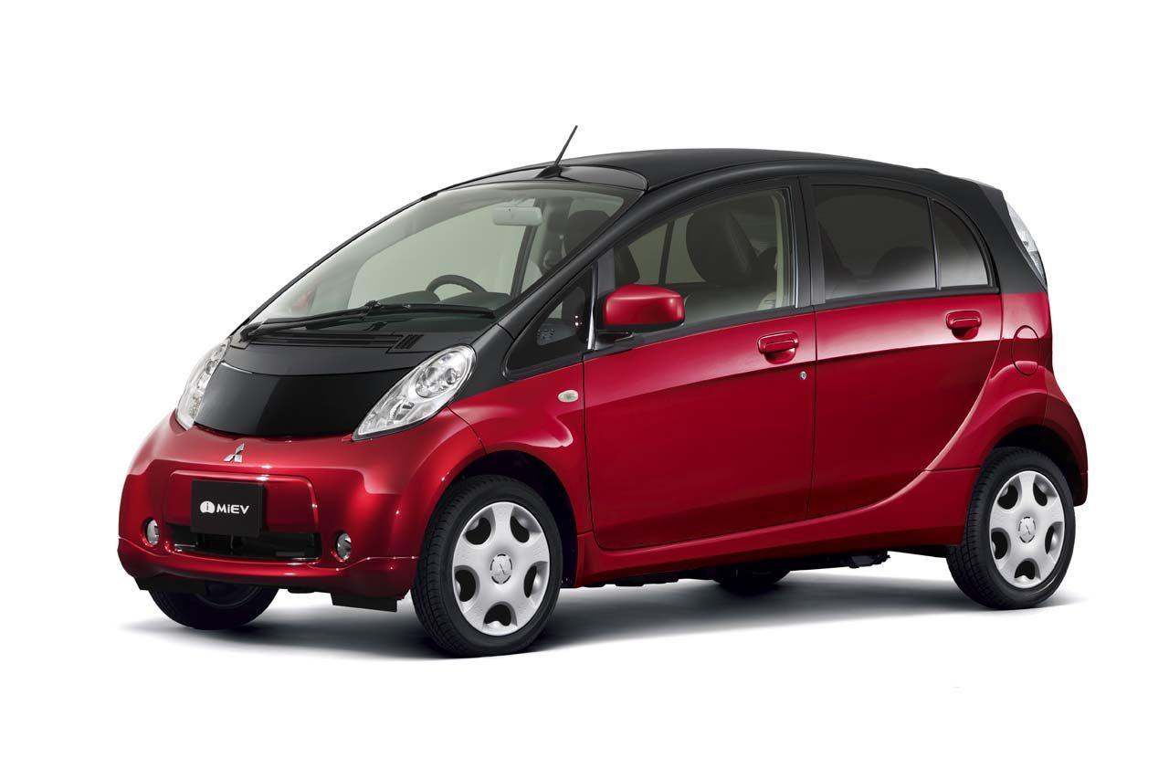 『ミツビシi-MiEV』が5ナンバー車に。新作ラッピングも登場