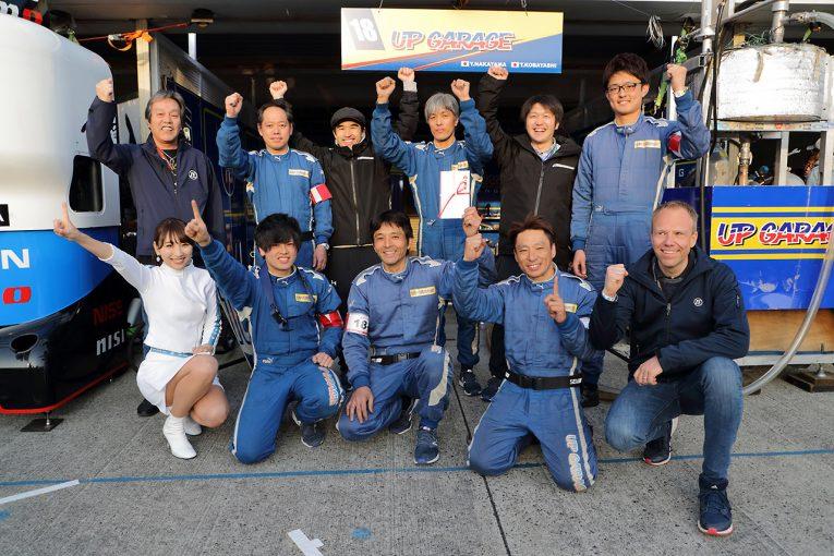 スーパーGT | 【動画】スーパーGT第1戦岡山のZF AwardはTEAM UPGARAGEに