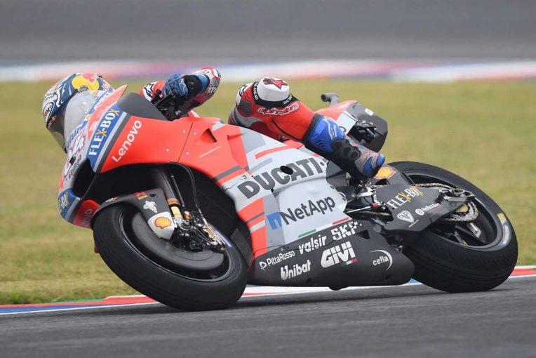 MotoGP | MotoGP:ドヴィツィオーゾ「強い点と改善が必要な部分は理解している」