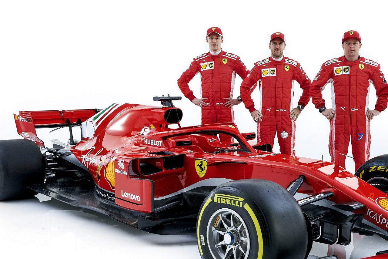 フェラーリの開発ドライバーに就任したダニール・クビアト