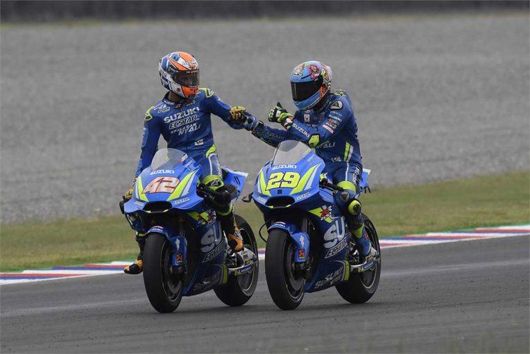 MotoGP | MotoGP:リンス、マシンのセットアップに「手応えがある」