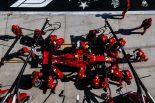 2018年F1第3戦中国GP キミ・ライコネン(フェラーリ)