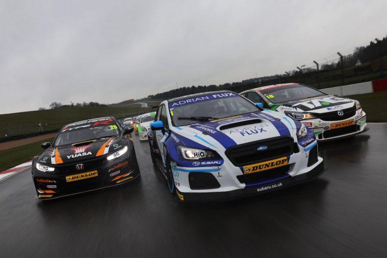 海外レース他 | BTCC:スラクストン・テストは王者サットンのスバル・レヴォーグGTがトップタイム
