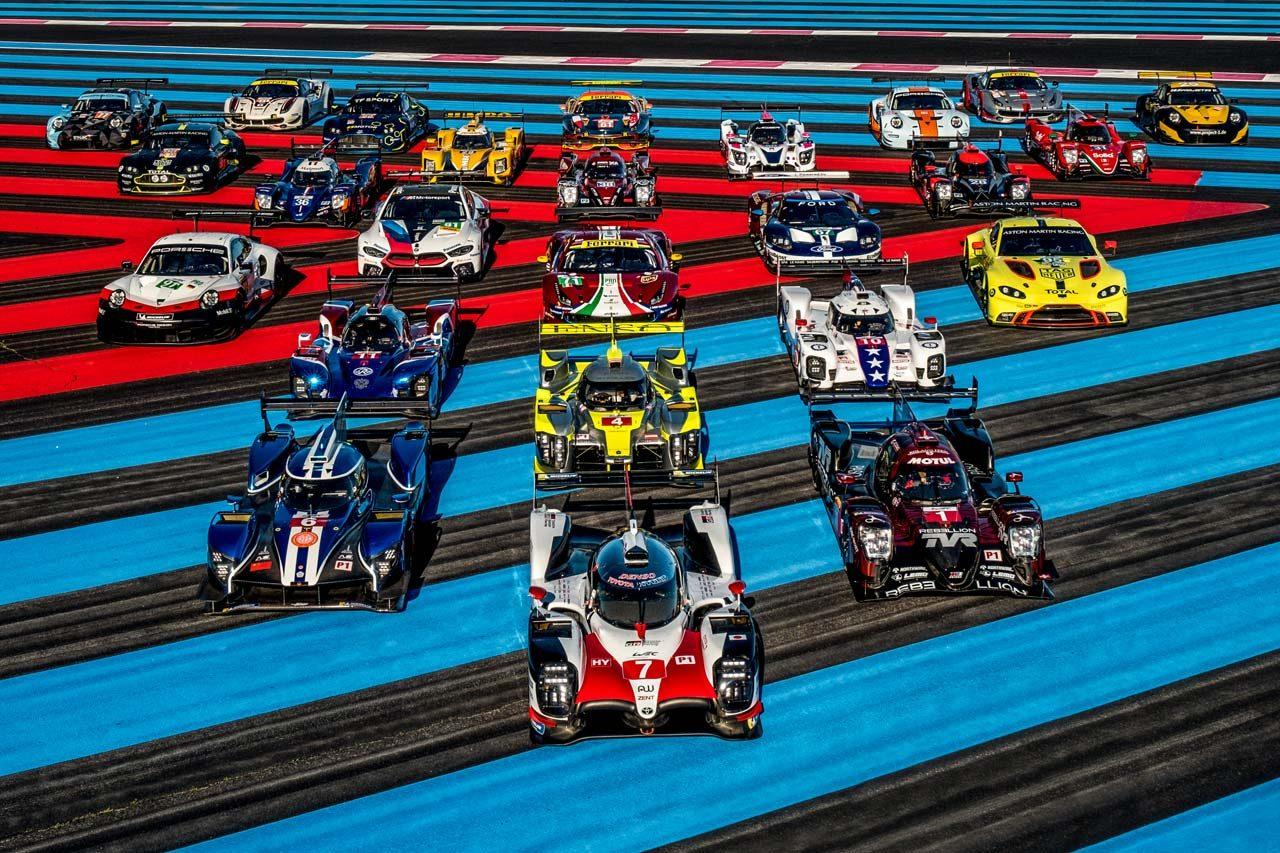 WEC:開幕戦スパ6時間のエントリーリスト発表。全37台のドライバー、タイヤが確定