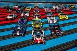 ル・マン/WEC | WEC:開幕戦スパ6時間のエントリーリスト発表。全37台のドライバー、タイヤが確定