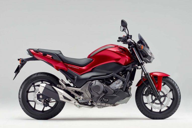 MotoGP | 新カラーとABSを備えたネイキッド大型スポーツ『ホンダNX750S』発売