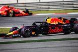 F1中国GPでのフェルスタッペン