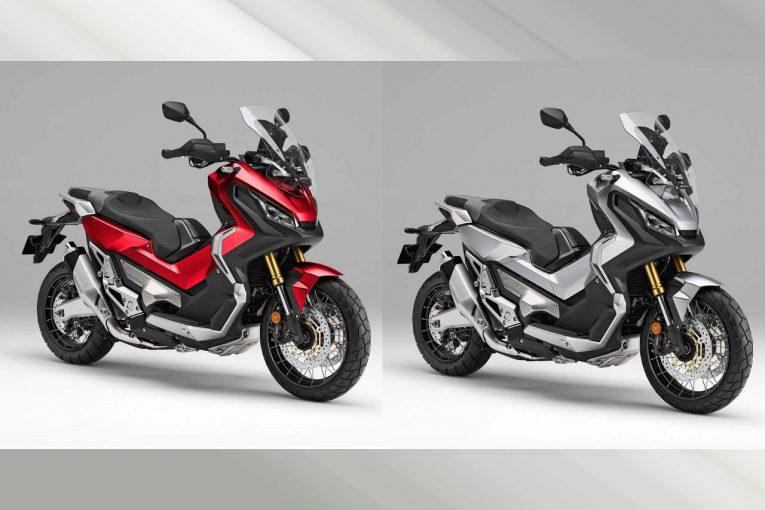 MotoGP | ホンダ、『X-ADV』の仕様を変更。トルクコントロールなどの補助システム新採用