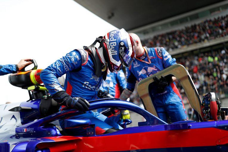 F1 | わずか2週間で天国から地獄へ、中国GPではセットアップに大苦戦/トロロッソ・ホンダF1コラム