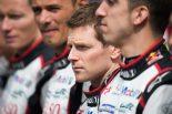 2018年からTOYOTA GAZOO Racingのリザーブ兼開発ドライバーを務めているアンソニー・デビッドソン