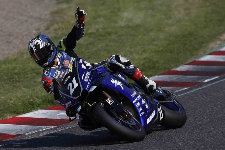 MotoGP | ヤマハ中須賀がホンダ、カワサキとの戦いを制し、開幕3連勝/全日本ロード第2戦鈴鹿レース1