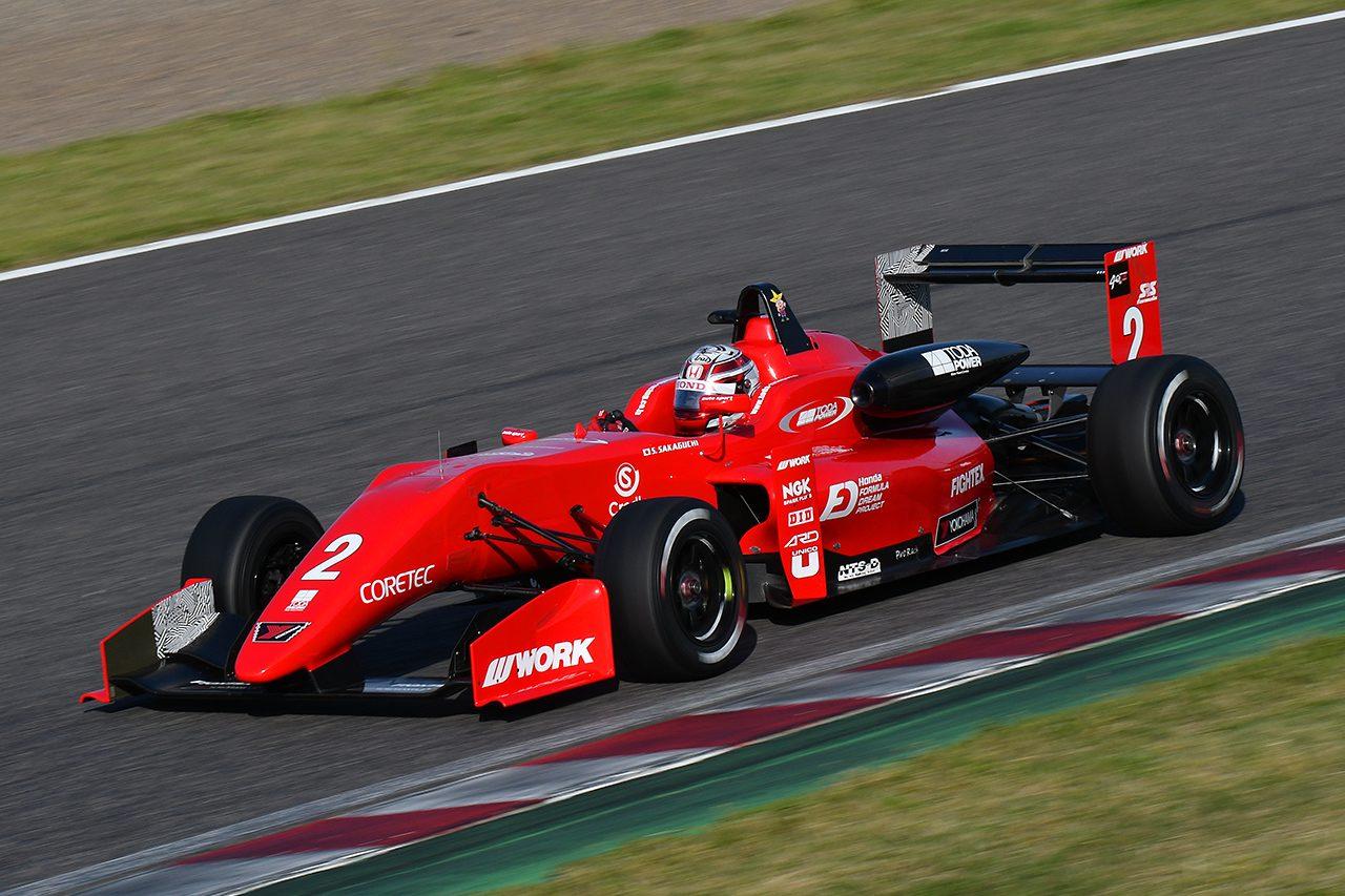 2018全日本F3選手権第1ラウンド鈴鹿 参加全車両ギャラリー