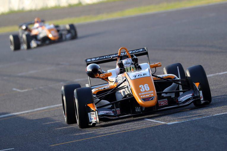 国内レース他 | 全日本F3:坪井がポール・トゥ・ウインで開幕2連勝。宮田、阪口が表彰台に