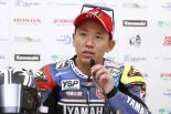 中須賀克行/YAMAHA FACTORY RACING TEAM