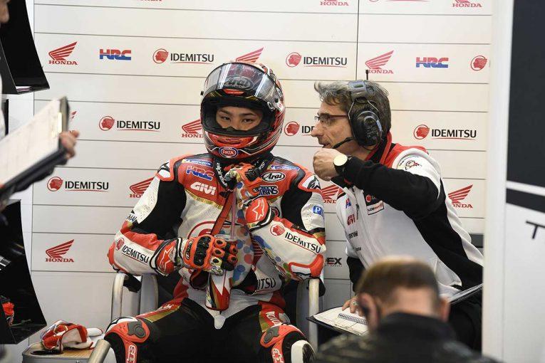 MotoGP   中上、MotoGPアメリカズGPでルーキー勢トップの予選13番手獲得。決勝ではトップ10目指す
