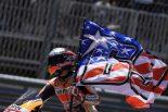 MotoGP | MotoGPアメリカズGP決勝:マルケスがトップ譲らず6年連続優勝。中上はルーキートップでポイント獲得
