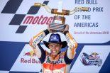 MotoGP | MotoGP:マルケス「レースの戦略は正しかった」/アメリカズGP決勝トップ3コメント