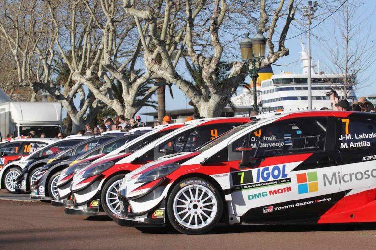 ラリー/WRC   WRC:電動クラス規定の策定に向けFIAが協議。Mスポーツは試作車を製作か