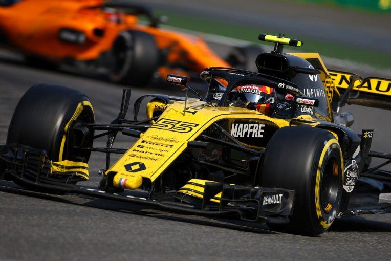 F1 | 3強との差に落胆するルノーF1、マクラーレンとの4位争いに照準