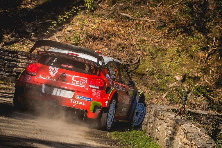ラリー/WRC | WRC:シトロエン反撃なるか。第5戦アルゼンチンでマシンアップデート投入