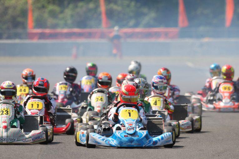 国内レース他 | 全日本カートOKシリーズ 2018年第1戦/第2戦 レースレポート