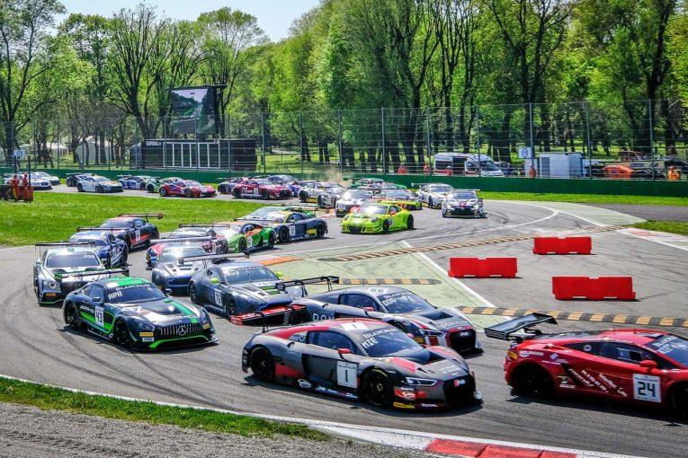 ル・マン/WEC | ブランパンGT:耐久カップ開幕戦、アウディWRTが逆転勝利。GT-Rはトラブル相次ぐ