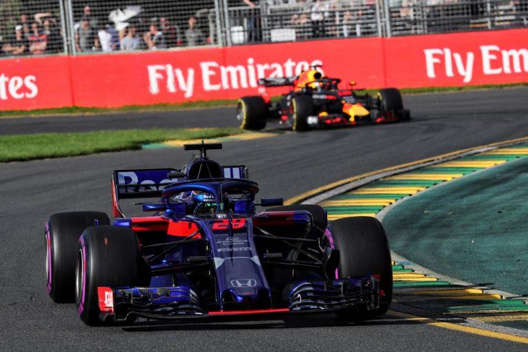 F1   F1 Topic:トロロッソ・ホンダが燃料メーカーの『エクソン・モービル』を使用する狙い