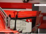 F1 | F1中国GP技術解説(2):フェラーリとメルセデスがバクー市街地用のリヤウイングをテスト