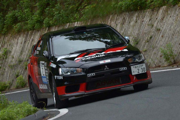 ラリー/WRC | 全日本ラリー:第3戦ラリー丹後に全50台が参戦。トヨタがヴィッツGRMNを投入