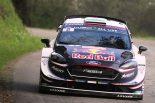 ラリー/WRC | WRC:Mスポーツの若手エバンスのコドライバーがアルゼンチンで復帰